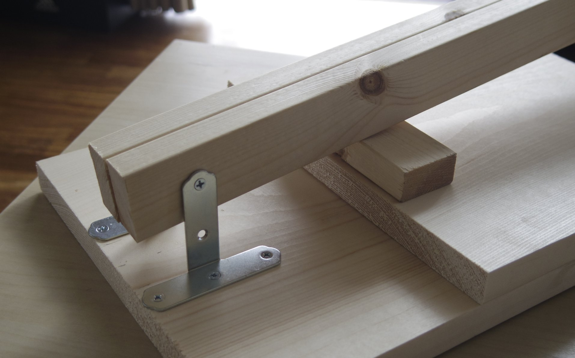 トルティーヤプレスを自作する カプログ